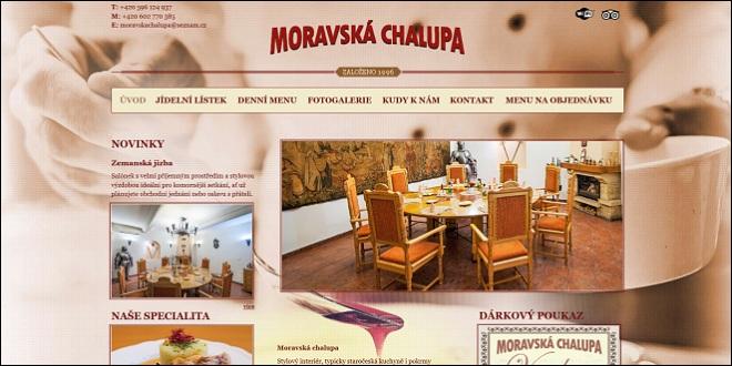 Moravská chalupa OVAtrip